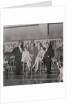 Cabaret entertainers, Beach hotel by Manx Press Pictures