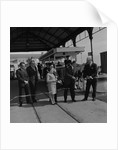 Horse trams opening by Manx Press Pictures