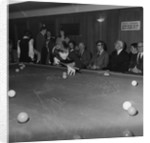 Alex Higgins, snooker player by Manx Press Pictures