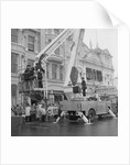 Fire Brigade demonstration at the Sefton hotel by Manx Press Pictures