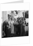 Dame Anna Neagle visit by Manx Press Pictures