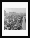 TT visitors leaving, Sea Terminal by Manx Press Pictures