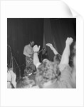 Chuck Berry on stage at the Lido by Manx Press Pictures