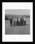 Lady Golf Champion competitors, Pulrose by Manx Press Pictures