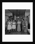Frankie Vaughan at Noble's Hospital by Manx Press Pictures