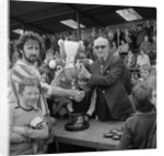 Cup Final, Bowl by Manx Press Pictures