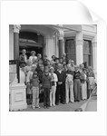 Barford family, Milnes hotel by Manx Press Pictures