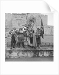17th century pageant, Castle Rushen by Manx Press Pictures