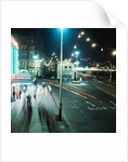 Douglas at night by Manx Press Pictures