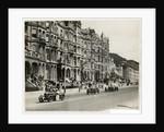 Mannin Beg Race, Queen's Promenade, Douglas, 12 July 1933 by Daily Mail