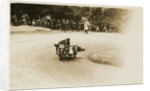 A.E. Taylor aboard sidecar outfit (number 32), 1925 Sidecar TT (Tourist Trophy) by Thomas Horsfell Midwood