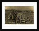 No.7 Metallurcique, 1908 Tourist Trophy motorcar race by Anonymous