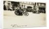 G.E. Nott riding machine number 18, 1931 Junior TT (Tourist Trophy) by Thomas Horsfell Midwood
