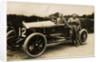 Philip Graham, 1908 Tourist Trophy motorcar race by Anonymous