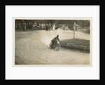 J. Whalley, 1921 Junior TT (Tourist Trophy) by Thomas Horsfell Midwood