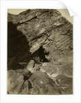 Cave at Port Soderick, Braddan by Anonymous