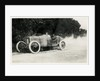 Motorcar no.1 J. Porporato in a Minerva, Waterworks Corner, 1914 Tourist Trophy motorcar race by Anonymous