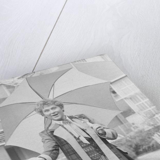 Colin Baker by Alisdair MacDonald