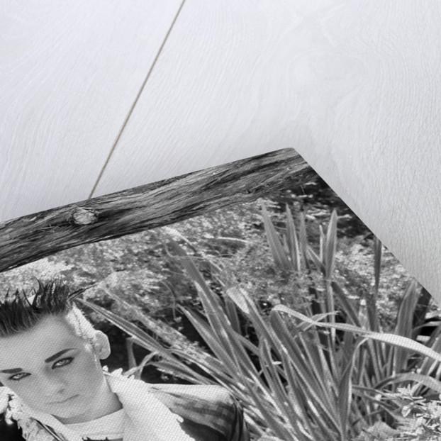 Boy George by Eddie Sanderson