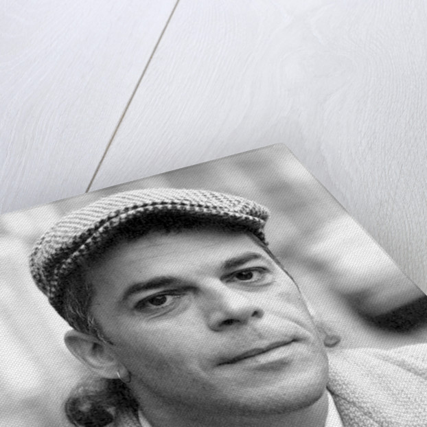 Ian Dury by Anonymous