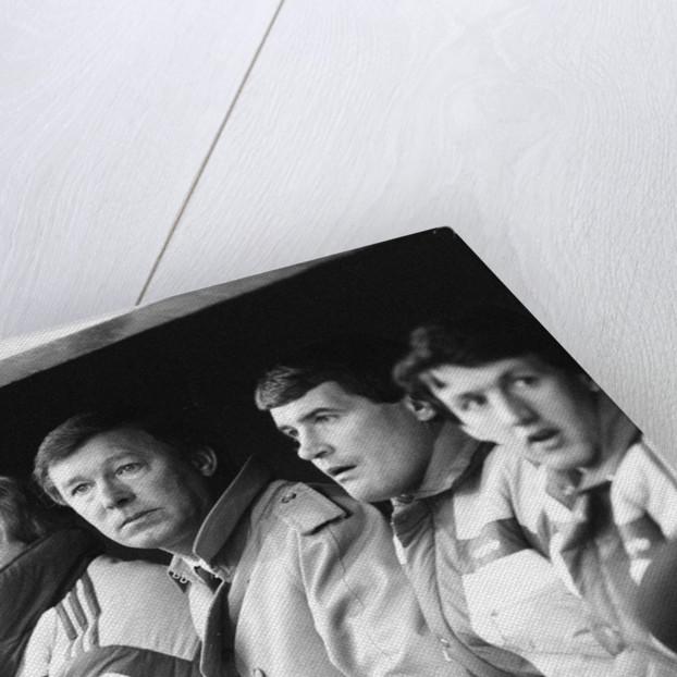 Alex Ferguson by Monte Fresco