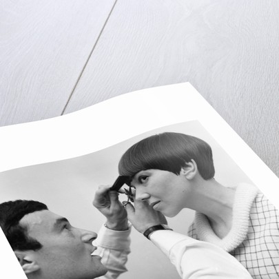 Mary Quant 1964 by Staff
