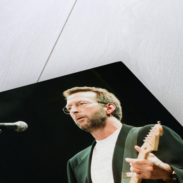 Eric Clapton 1993 by Jeremy Williams
