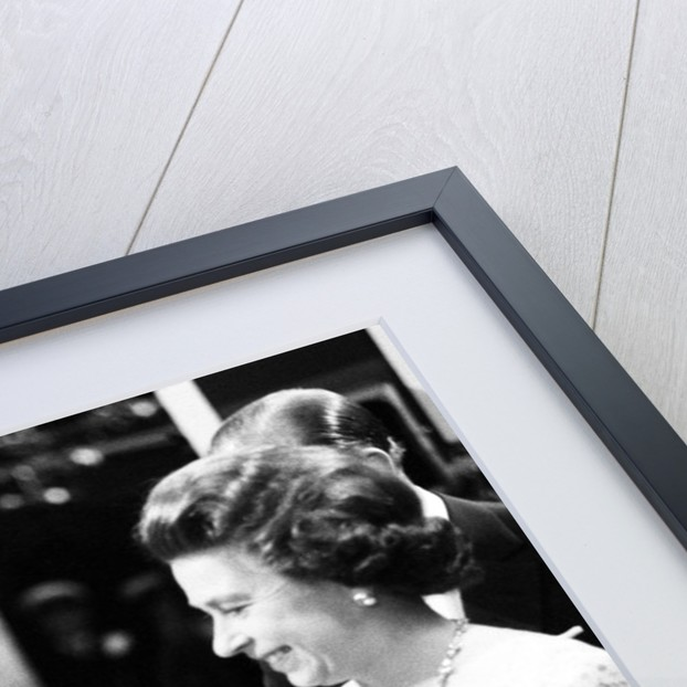 The Queen visits BBC by Kent Gavin