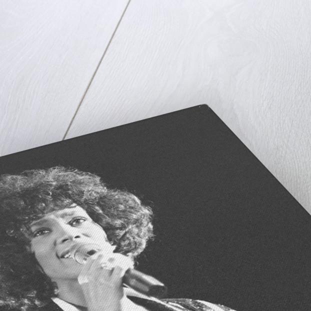 Whitney Houston by Staff