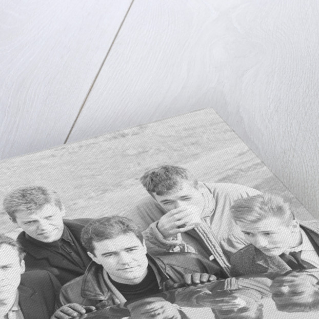 Madness Pop Group 1984 by Mike Maloney