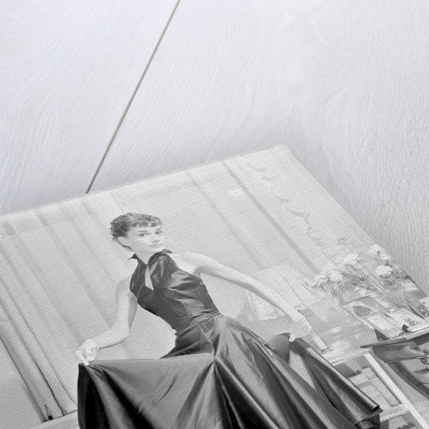 Audrey Hepburn by Sunday Pictorial