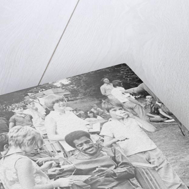 Sammy Davis Junior  CS581 by Dennis Ruddle