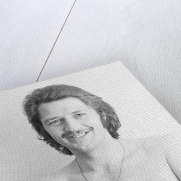 Frank Worthington 1974 by Monte Fresco