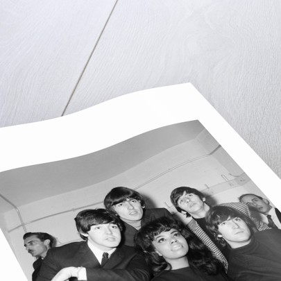 The Beatles 1964 by Ashurst