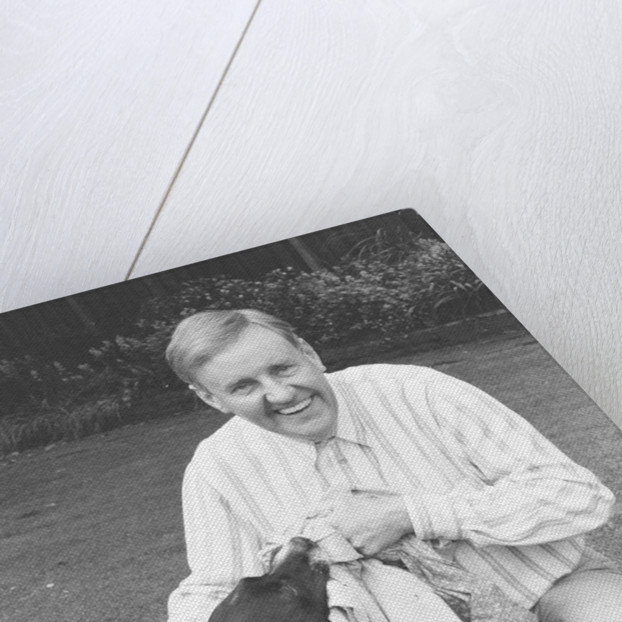 Actor Richard Briers by Bill Rowntree