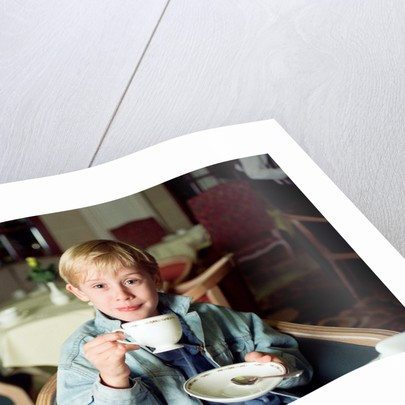 Macaulay Culkin 1991 by Chris Grieve