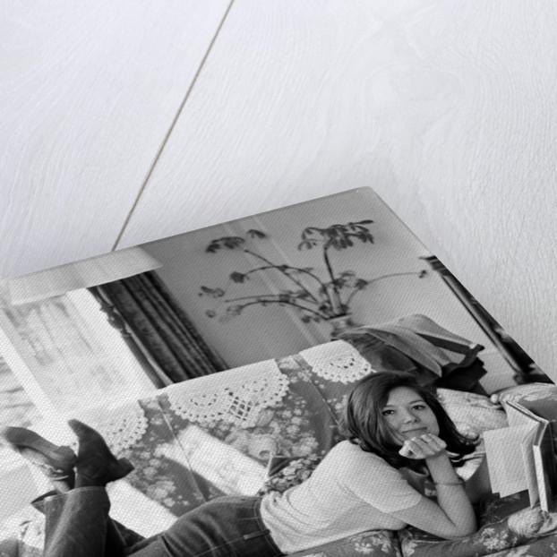 Diana Rigg by John Varley