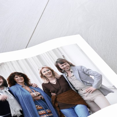 Abba pop group 1978 by Staff