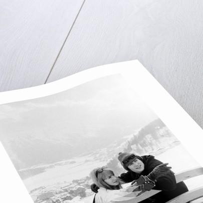 John and Cynthia Lennon 1965 by Jangs