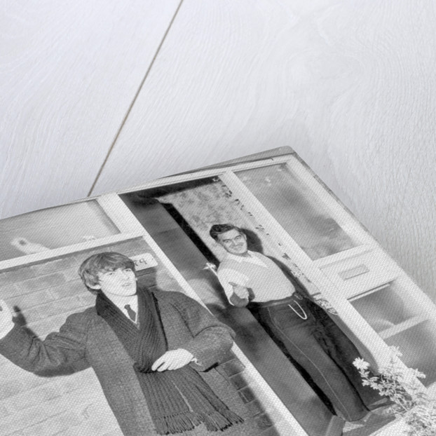 The Beatles by Daily Mirror