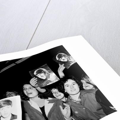 The Beatles 1963 by Reg Lewis