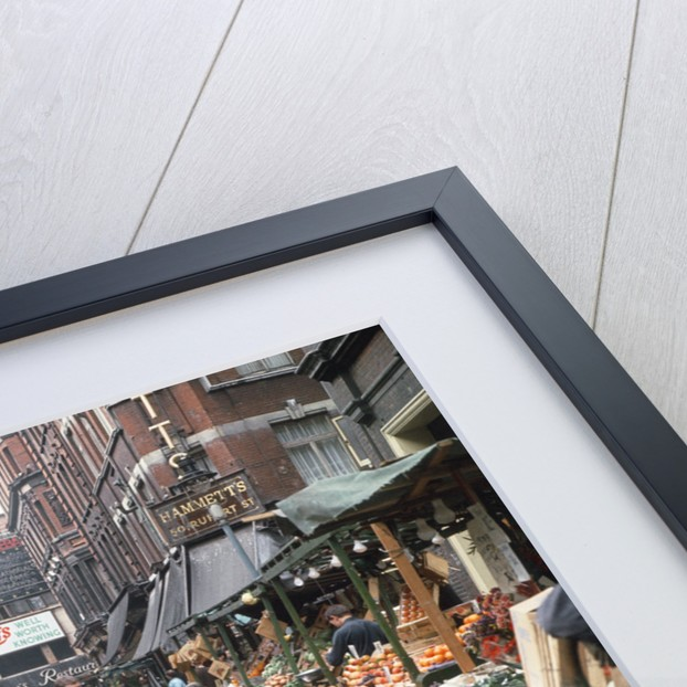 Rupert Street Soho by Malcolm MacNeill
