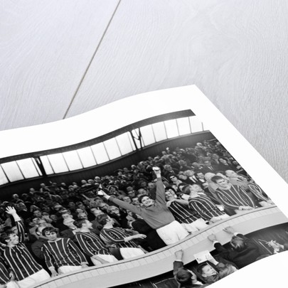 Palace promotion 1969 by Staff