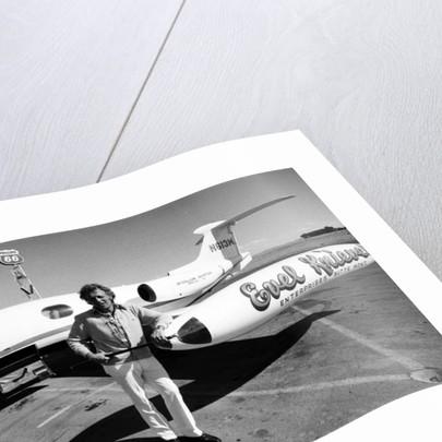 Evel Knievel by Kent Gavin