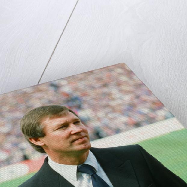 Alex Ferguson by Staff