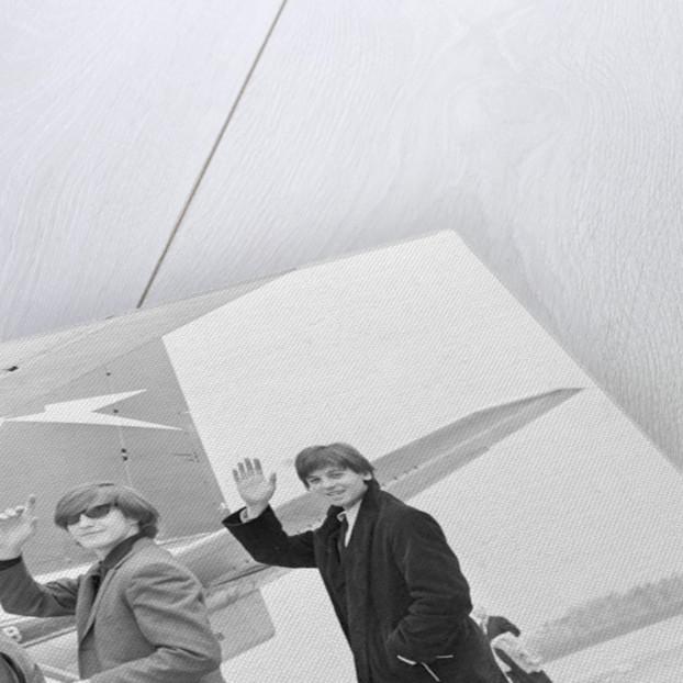 Wayne Fontana with The Mindbenders, 1965 by Spencer