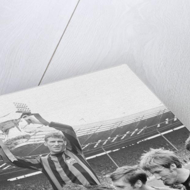Manchester City v Leicester City by Monte Fresco