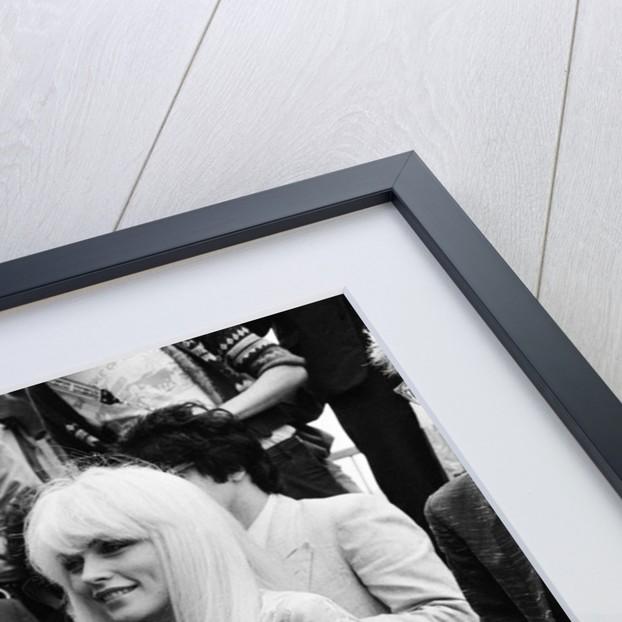Debbie Harry, 1982 by Bill Rowntree