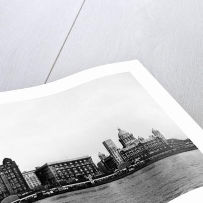 Pier Head, 1959 by Bertram Lennon
