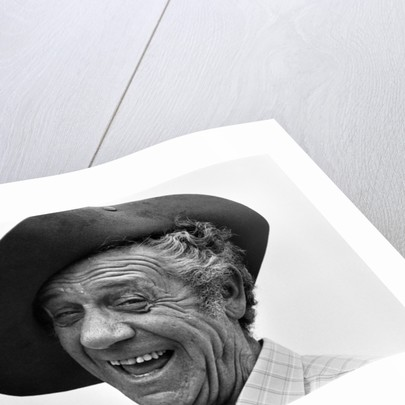 Sid James by Ron Burton